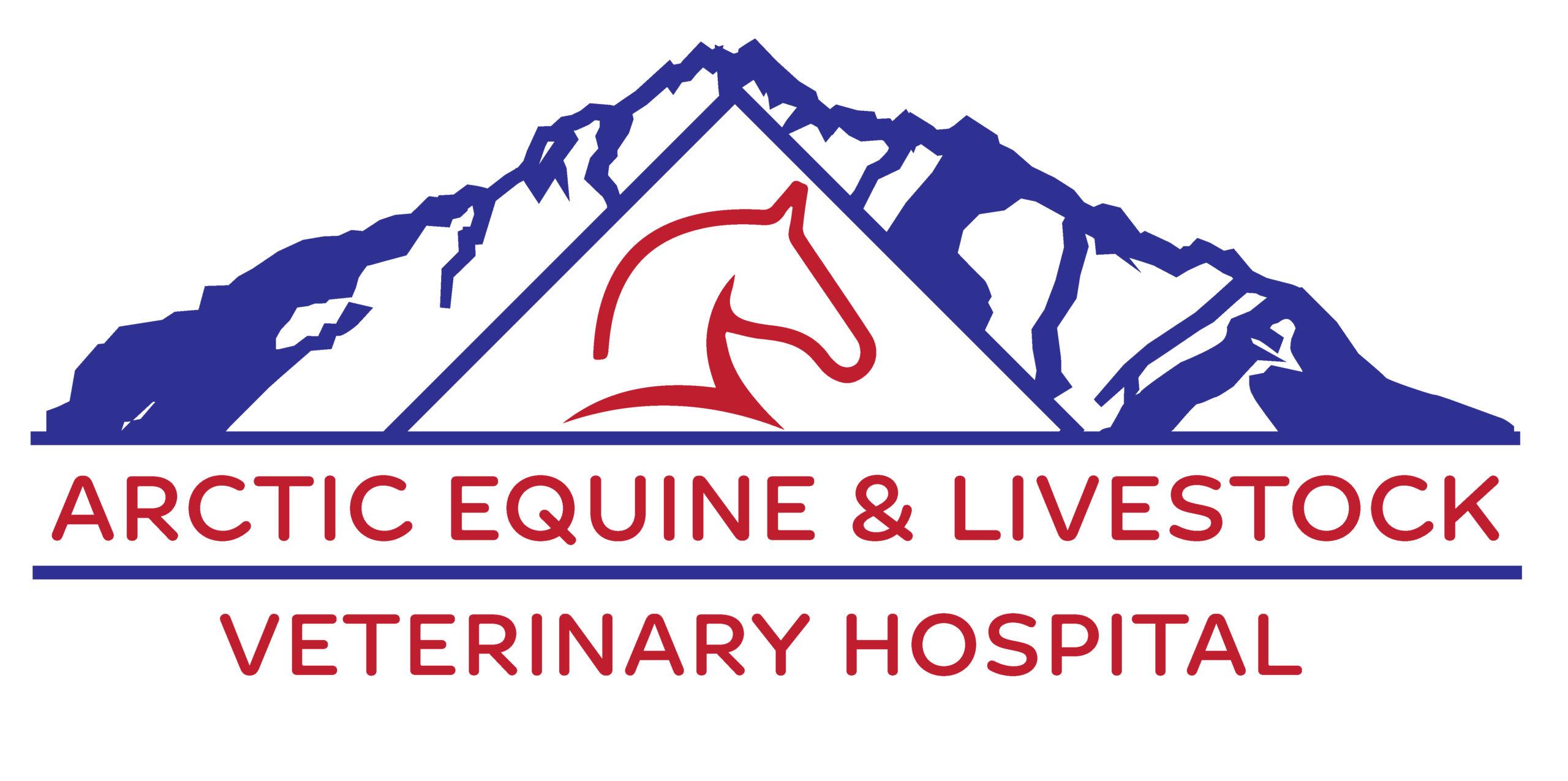 Arctic Equine & Livestock Logo