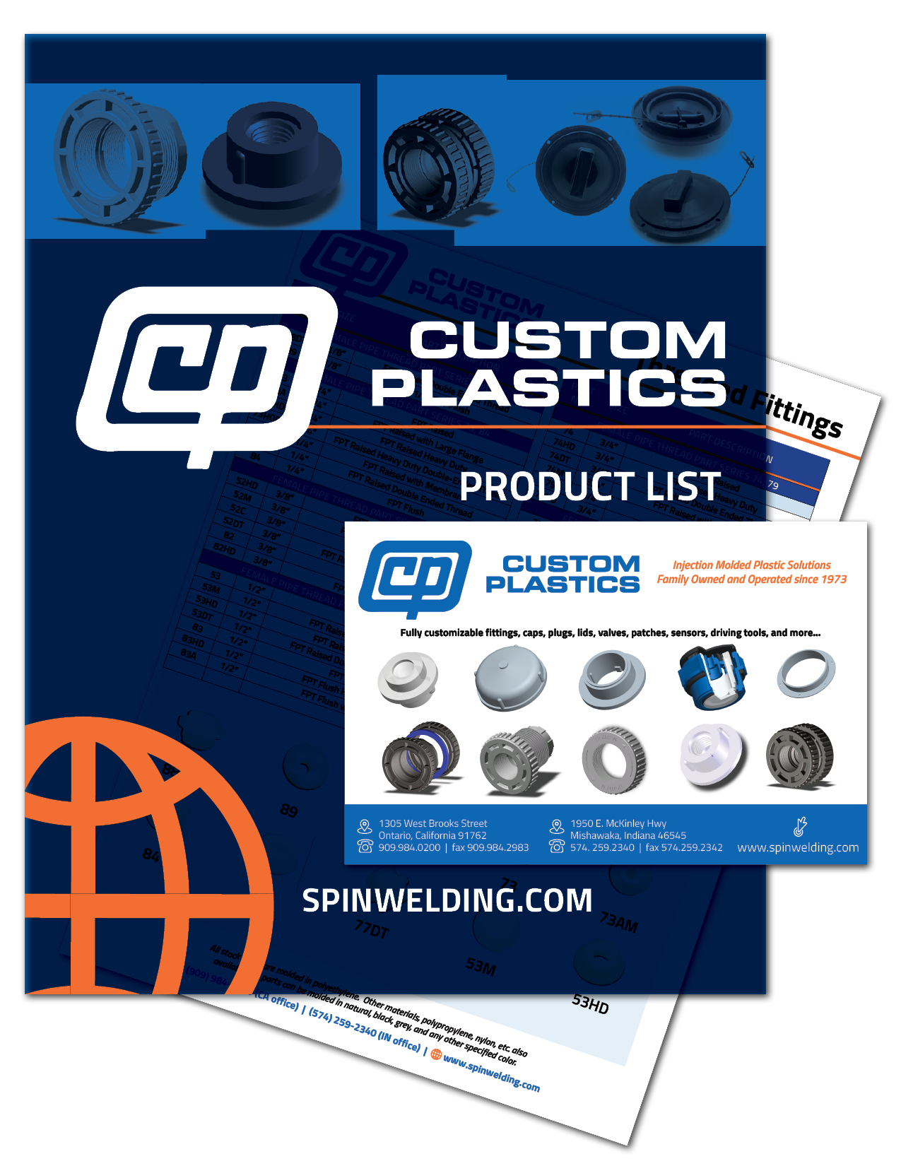 Custom Plastics Branding