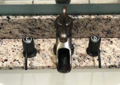 Custom Faucet Symbols